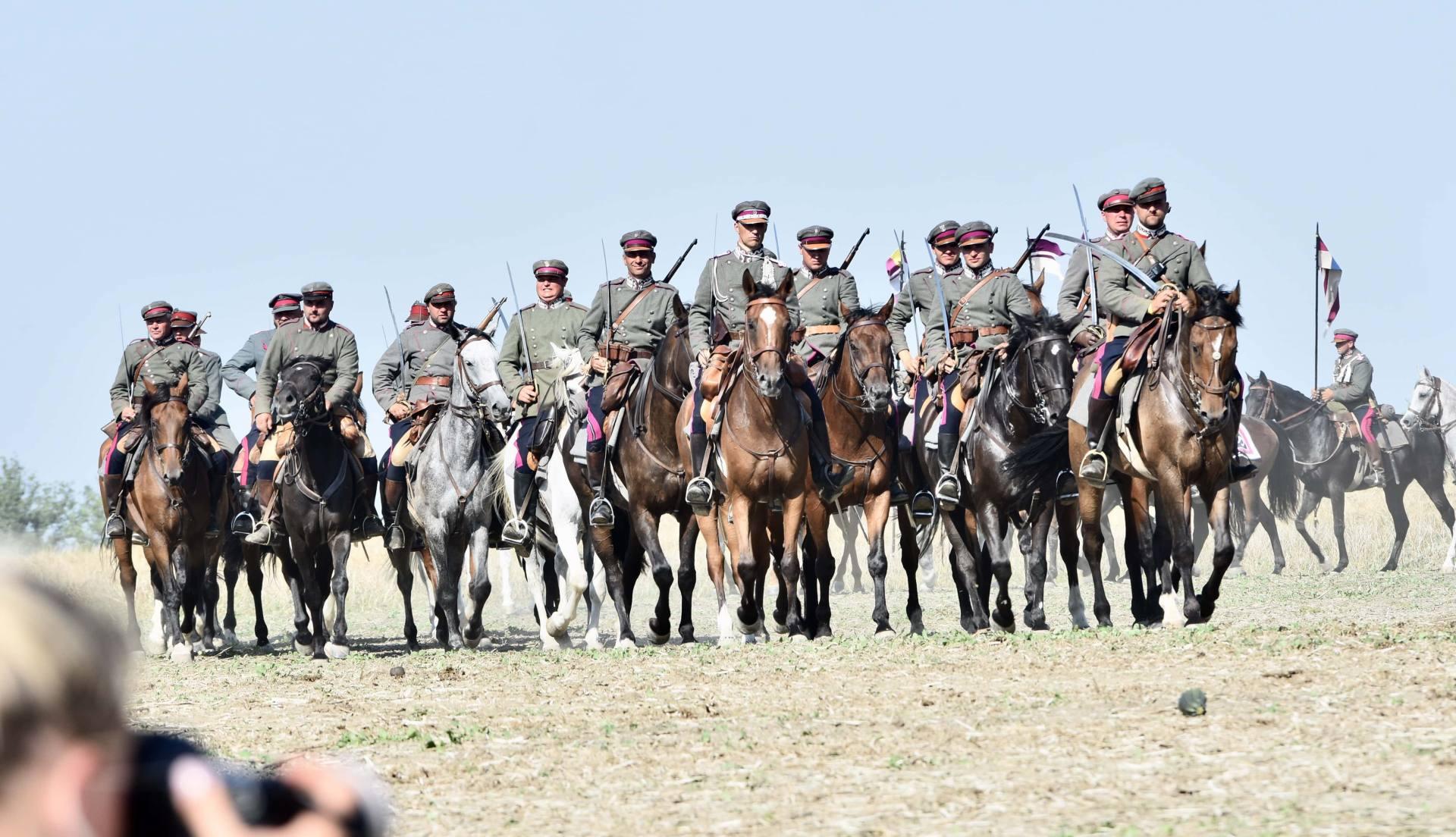 dsc 1097 Czas szabli - 100 rocznica bitwy pod Komarowem(zdjęcia)