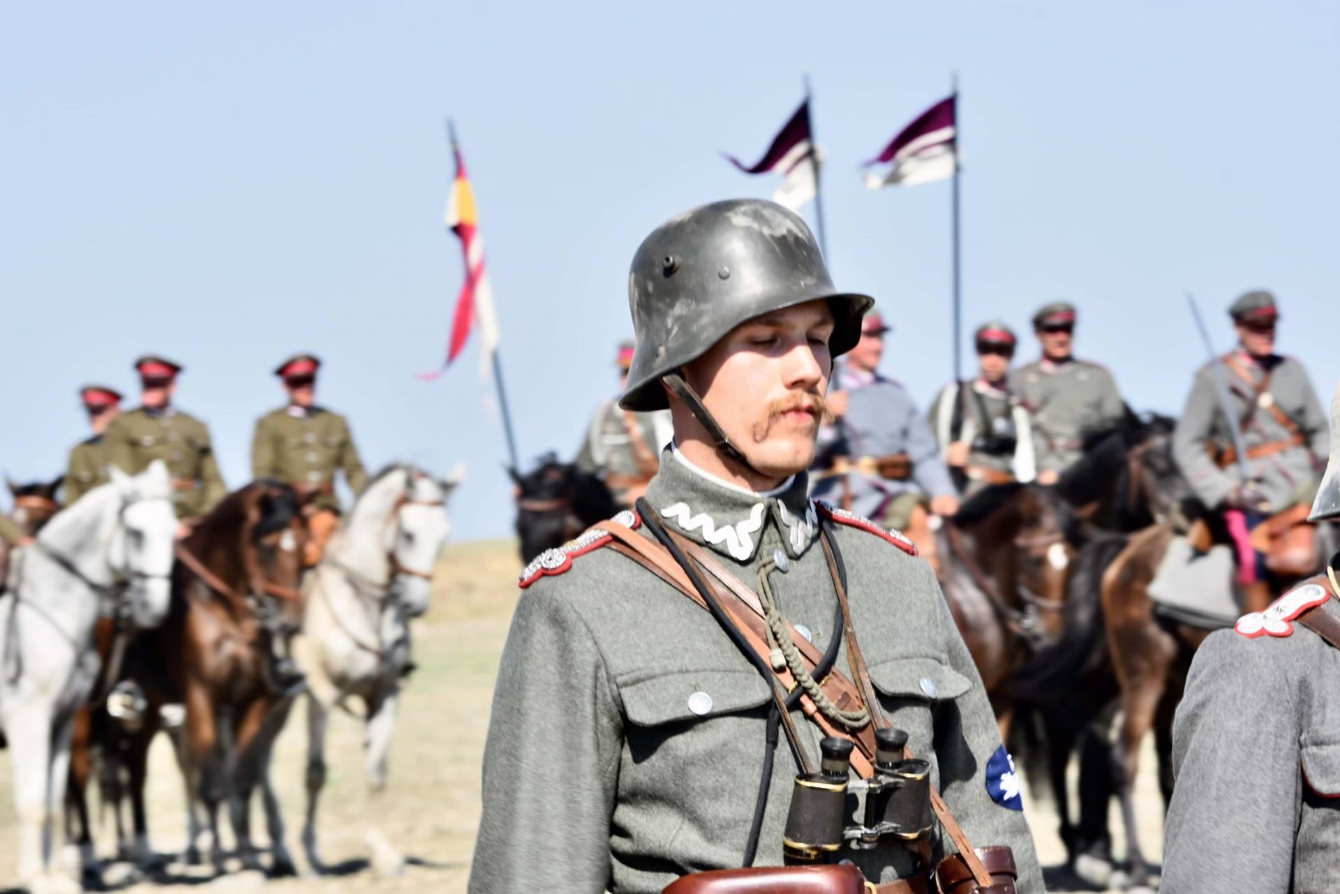 dsc 1111 Czas szabli - 100 rocznica bitwy pod Komarowem(zdjęcia)