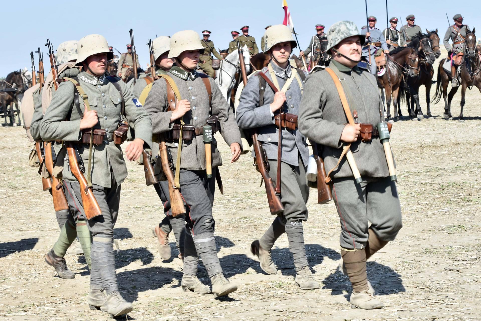 dsc 1112 Czas szabli - 100 rocznica bitwy pod Komarowem(zdjęcia)