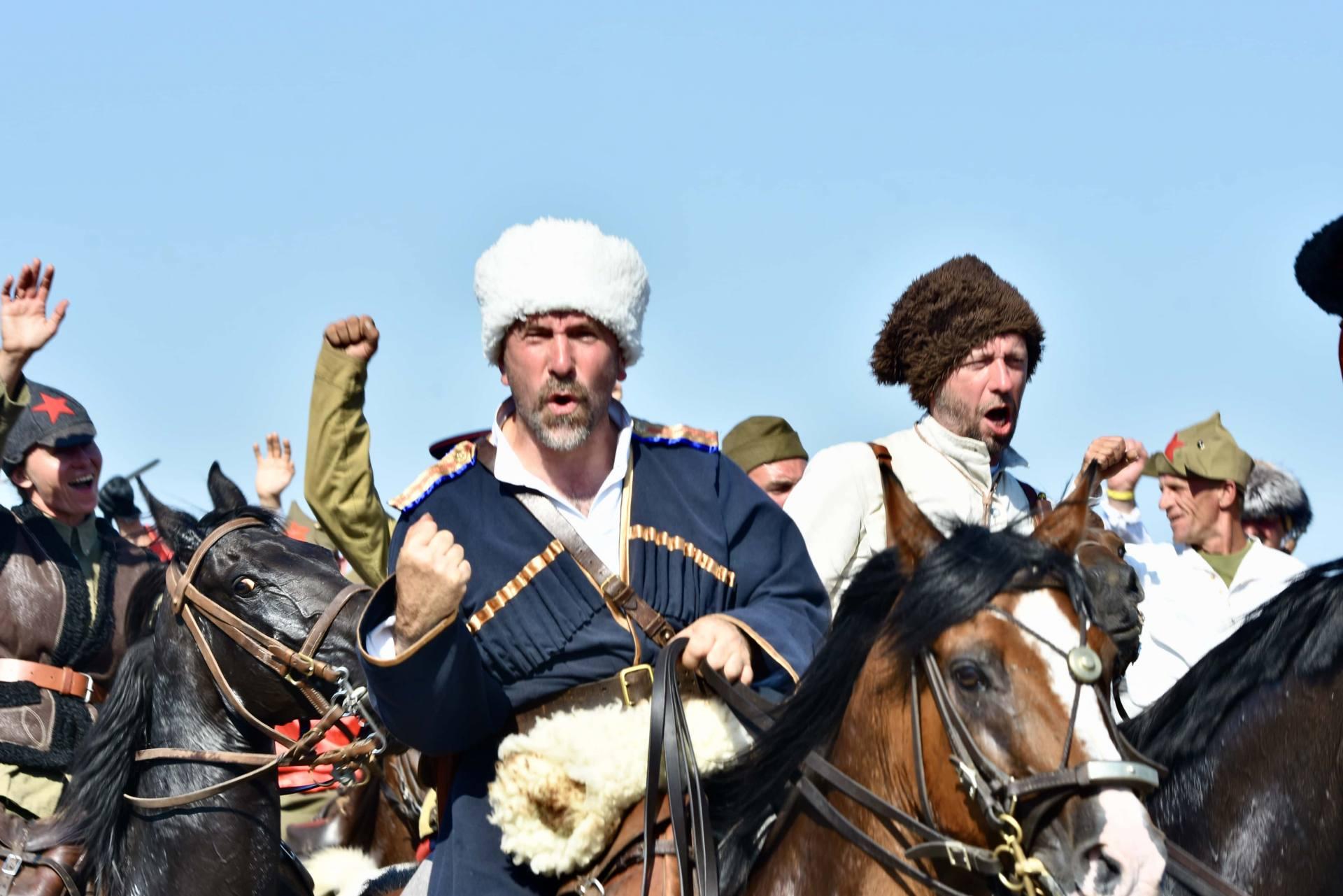 dsc 1115 Czas szabli - 100 rocznica bitwy pod Komarowem(zdjęcia)