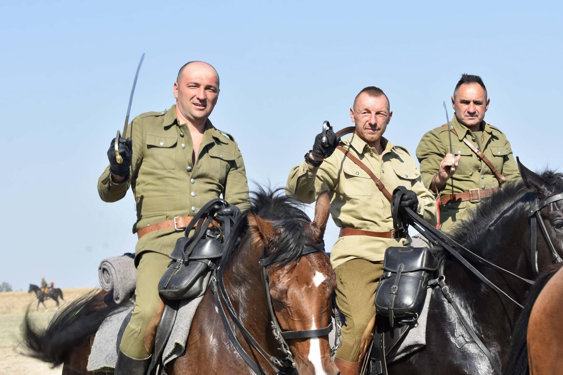 dsc 1126 Czas szabli - 100 rocznica bitwy pod Komarowem(zdjęcia)