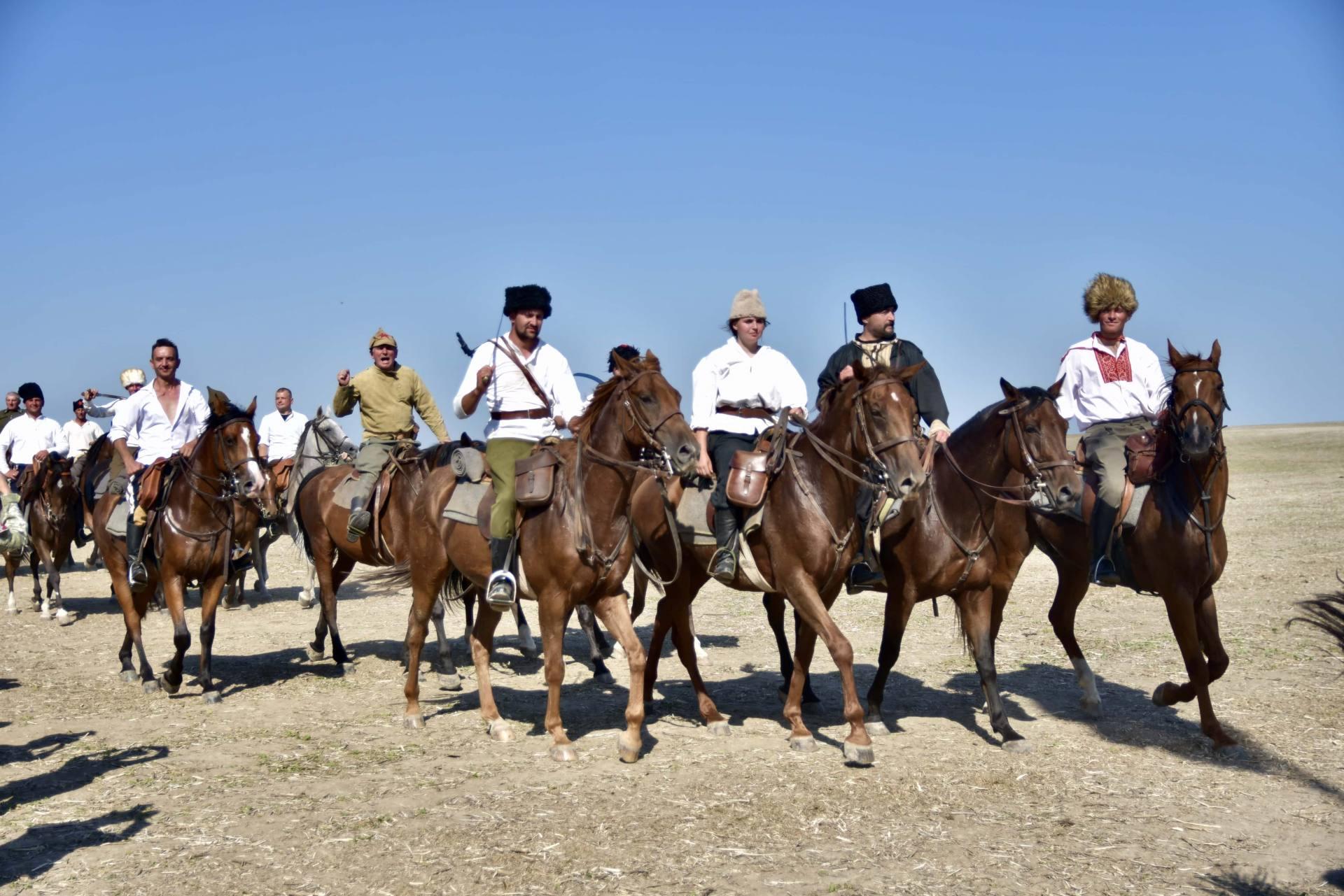 dsc 1134 Czas szabli - 100 rocznica bitwy pod Komarowem(zdjęcia)