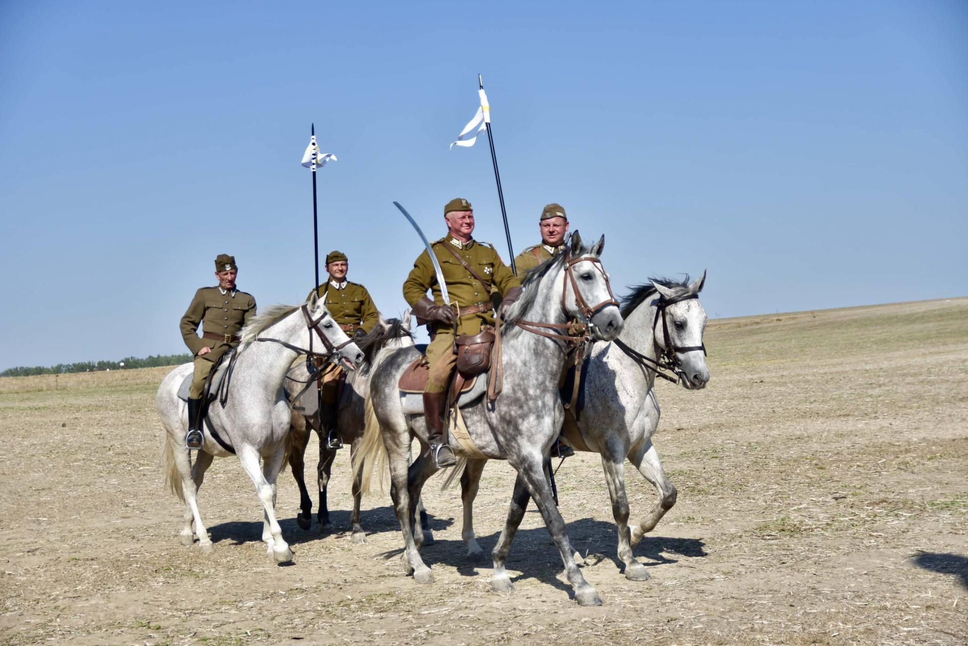 dsc 1148 Czas szabli - 100 rocznica bitwy pod Komarowem(zdjęcia)