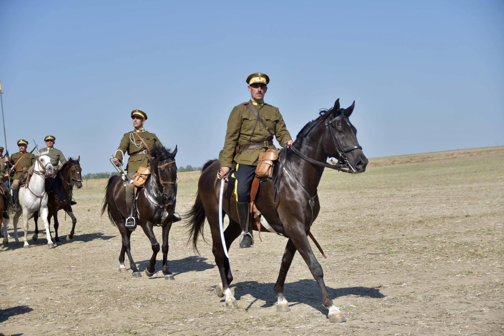 dsc 1149 Czas szabli - 100 rocznica bitwy pod Komarowem(zdjęcia)