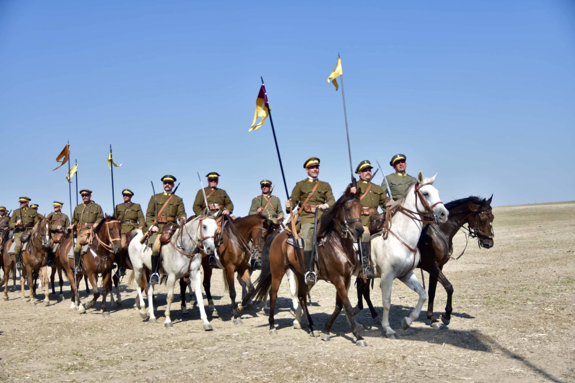 dsc 1154 Czas szabli - 100 rocznica bitwy pod Komarowem(zdjęcia)