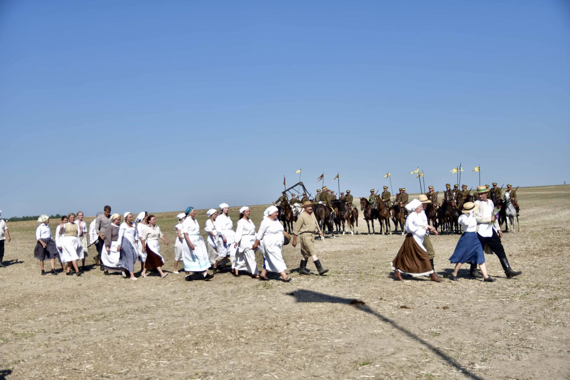 dsc 1164 Czas szabli - 100 rocznica bitwy pod Komarowem(zdjęcia)