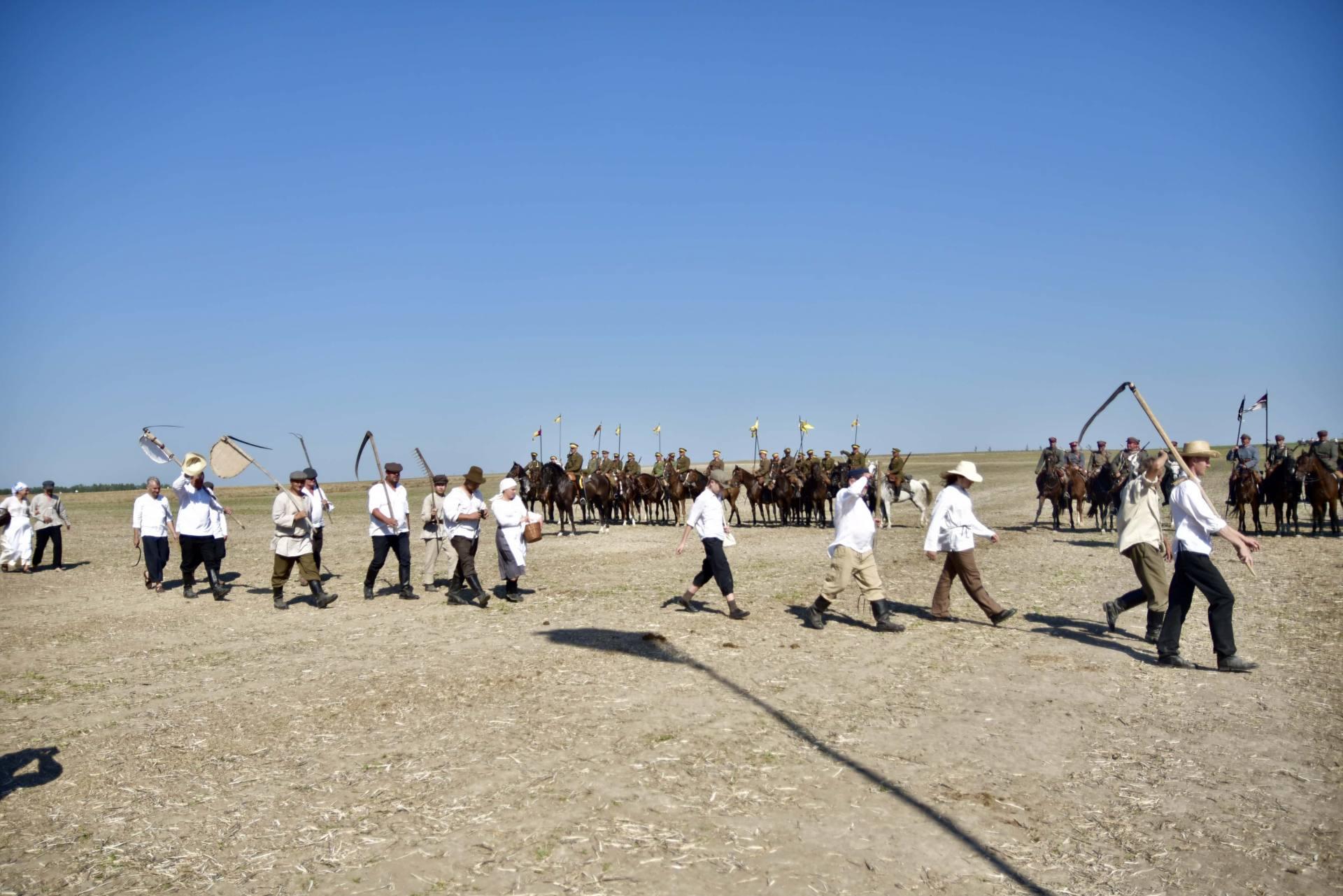 dsc 1169 Czas szabli - 100 rocznica bitwy pod Komarowem(zdjęcia)
