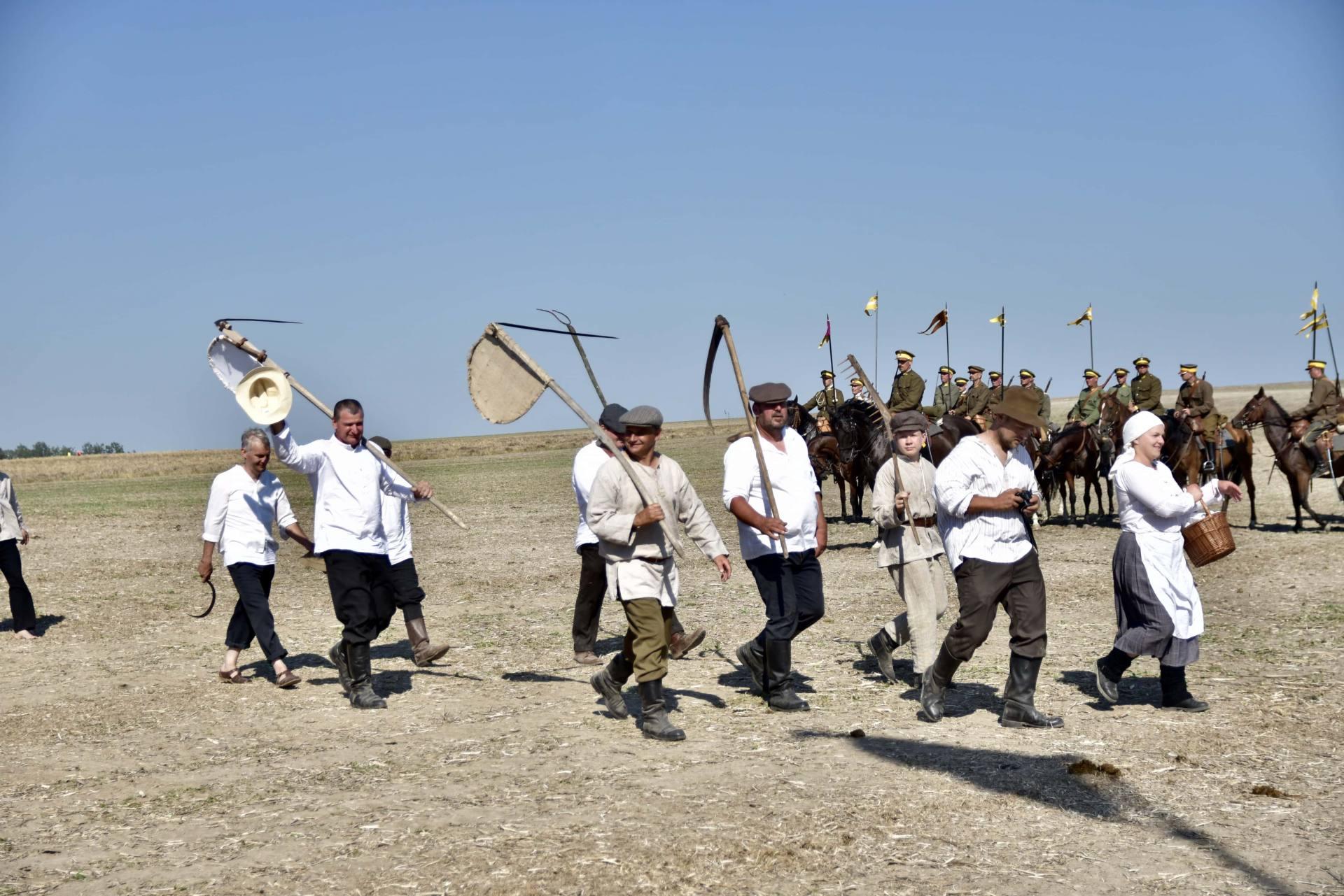 dsc 1170 Czas szabli - 100 rocznica bitwy pod Komarowem(zdjęcia)