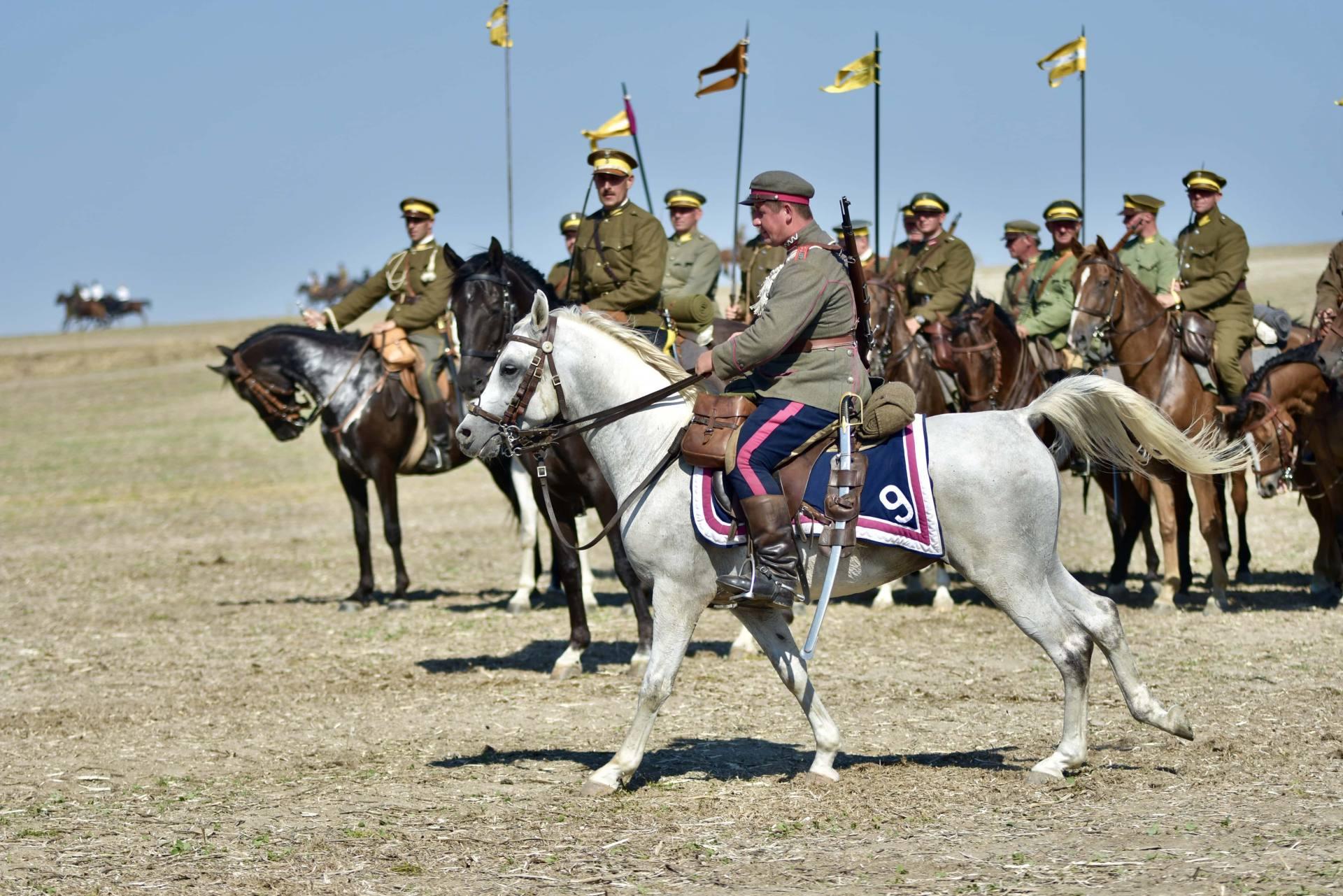 dsc 1176 Czas szabli - 100 rocznica bitwy pod Komarowem(zdjęcia)