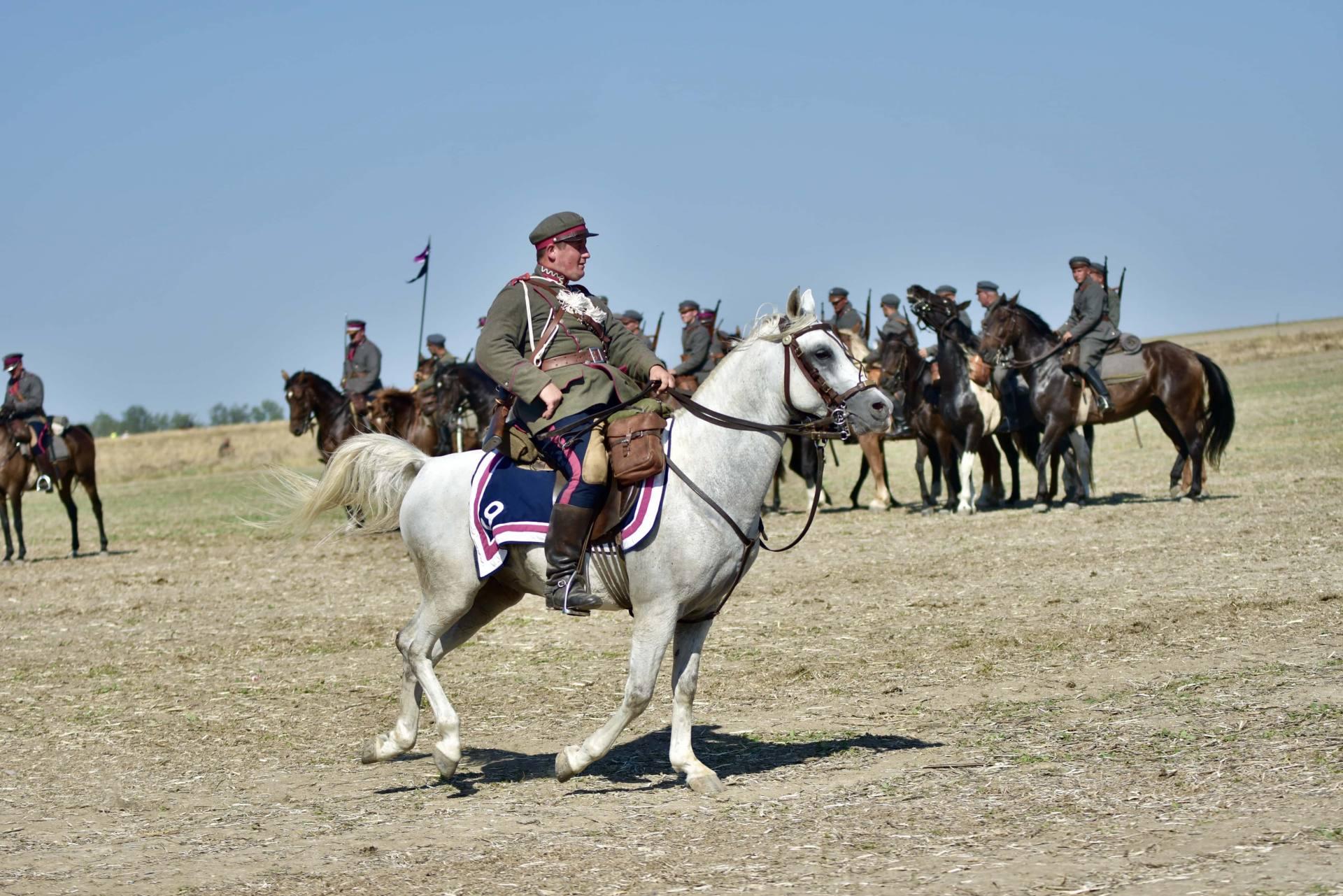 dsc 1182 Czas szabli - 100 rocznica bitwy pod Komarowem(zdjęcia)