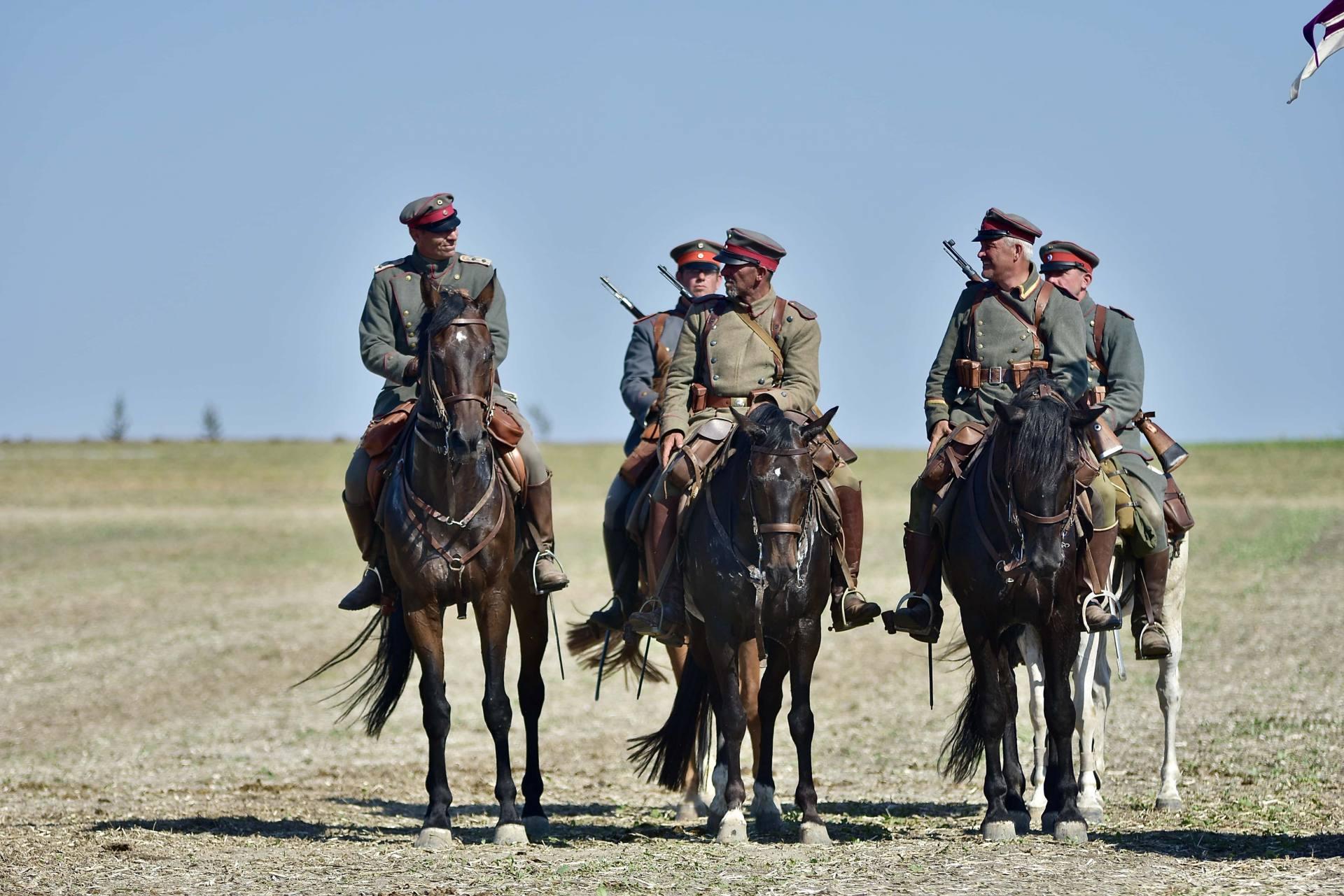 dsc 1196 Czas szabli - 100 rocznica bitwy pod Komarowem(zdjęcia)