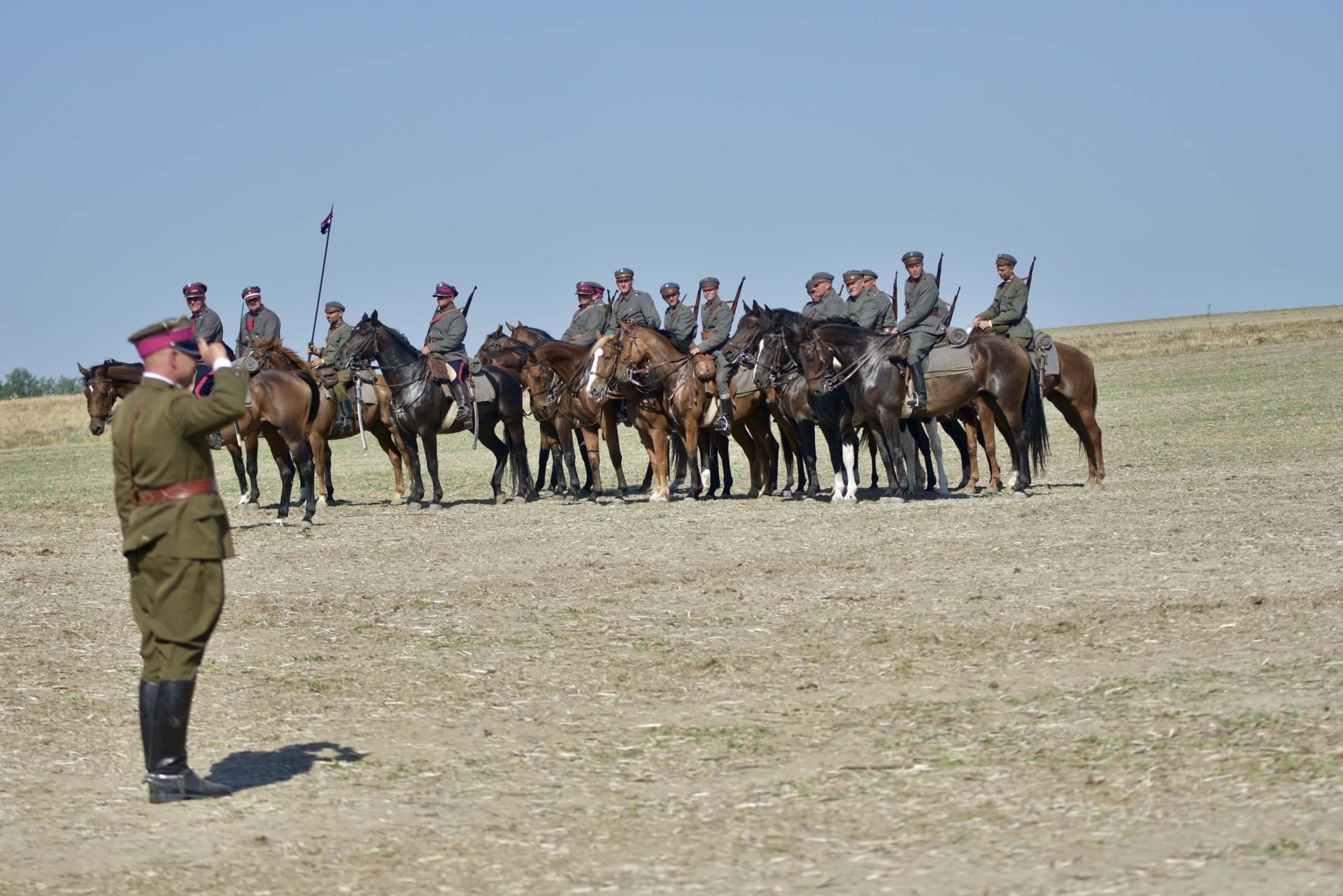 dsc 1199 Czas szabli - 100 rocznica bitwy pod Komarowem(zdjęcia)
