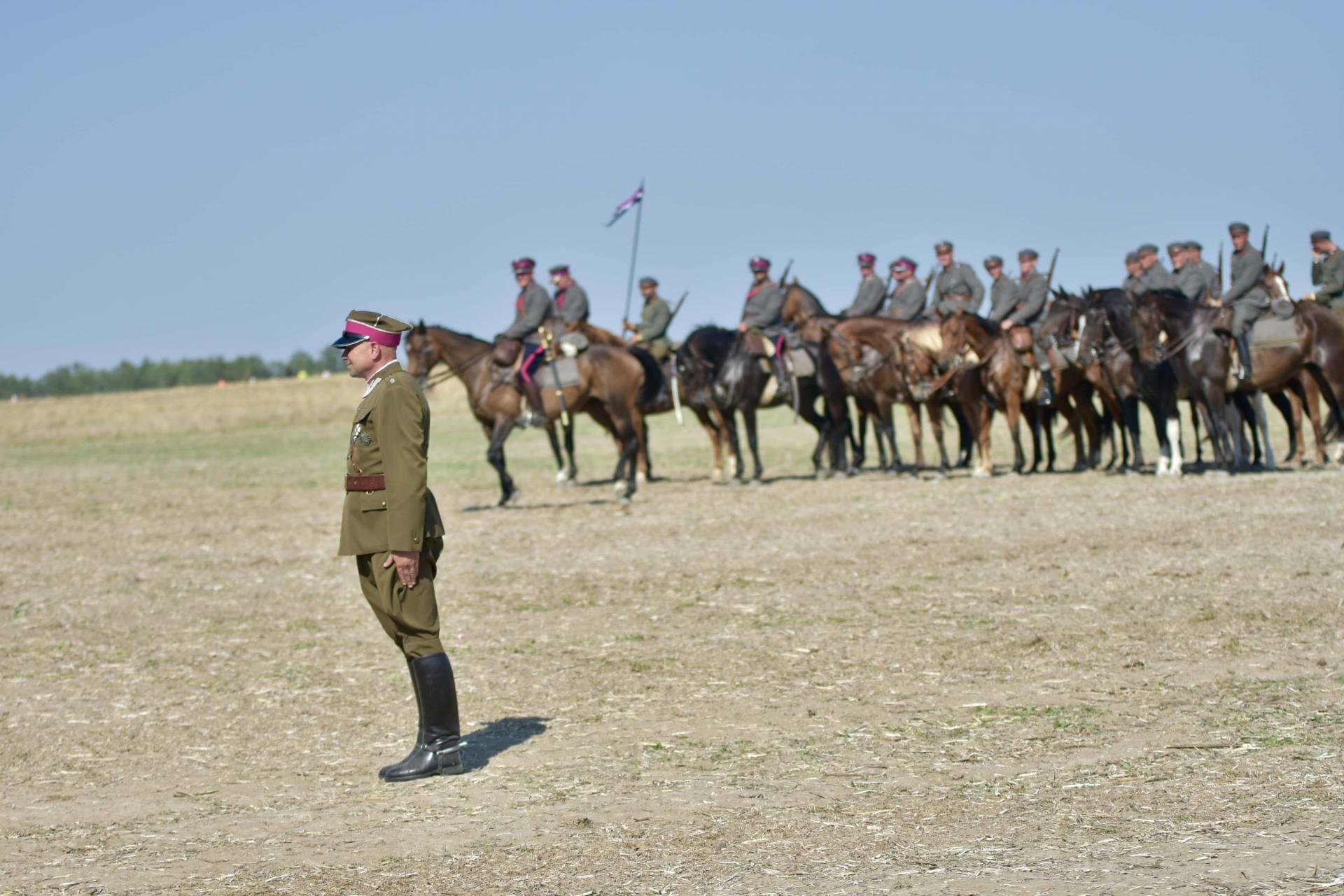 dsc 1206 Czas szabli - 100 rocznica bitwy pod Komarowem(zdjęcia)