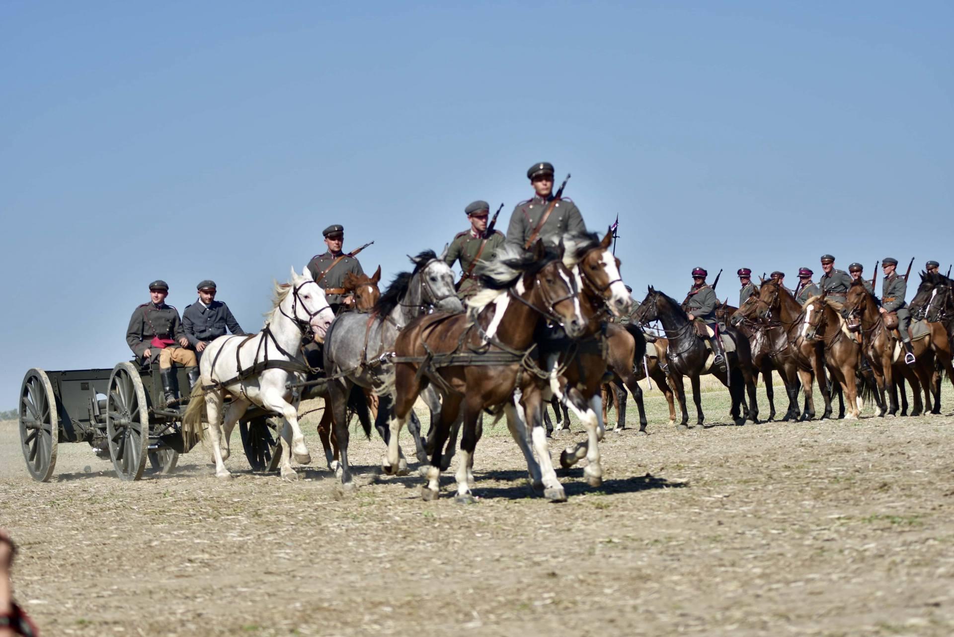 dsc 1208 Czas szabli - 100 rocznica bitwy pod Komarowem(zdjęcia)