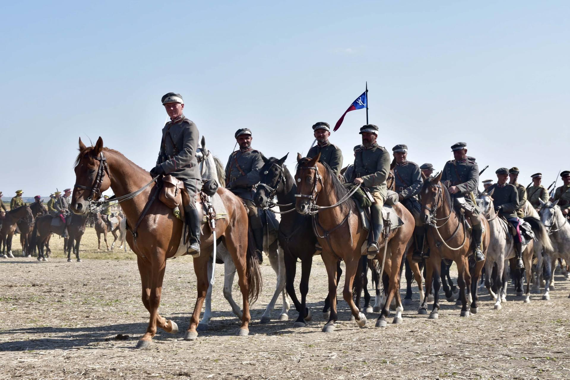dsc 1212 Czas szabli - 100 rocznica bitwy pod Komarowem(zdjęcia)