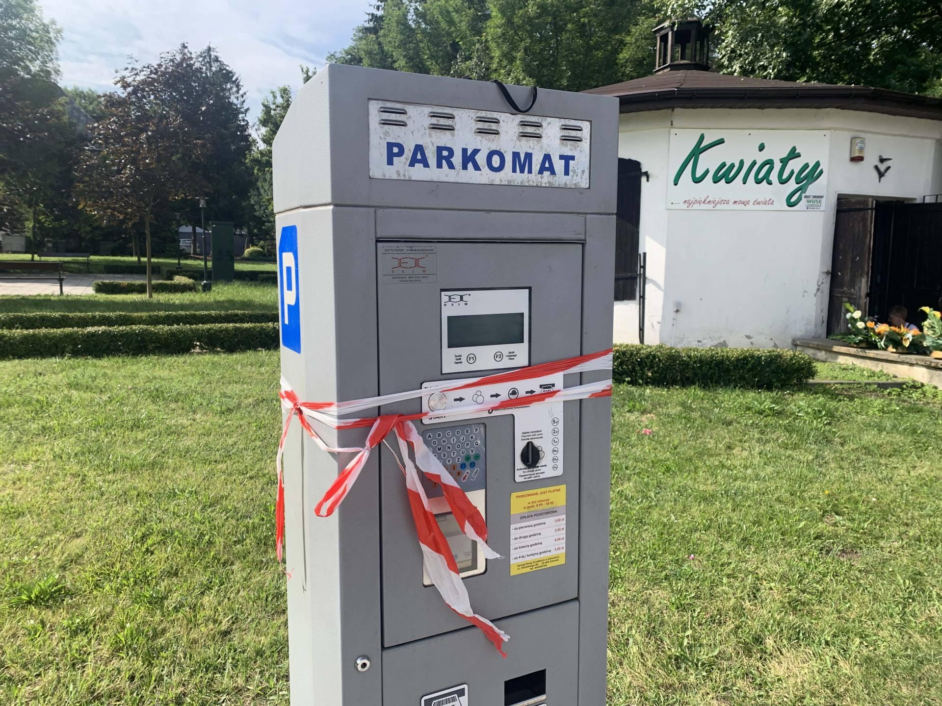 img 1758 Parkowanie wkrótce będzie tam płatne