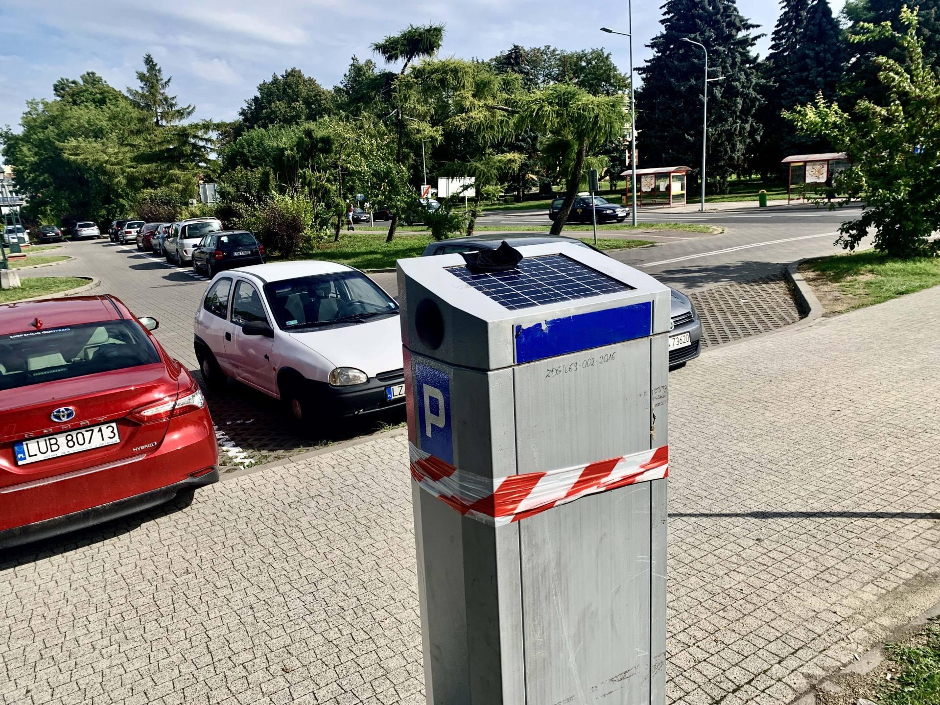 img 1760 Parkowanie wkrótce będzie tam płatne