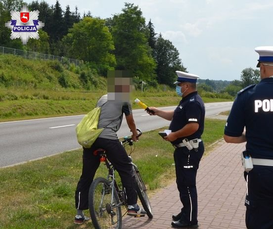 policja 4 Kolejne działania krasnostawskiej ,,drogówki