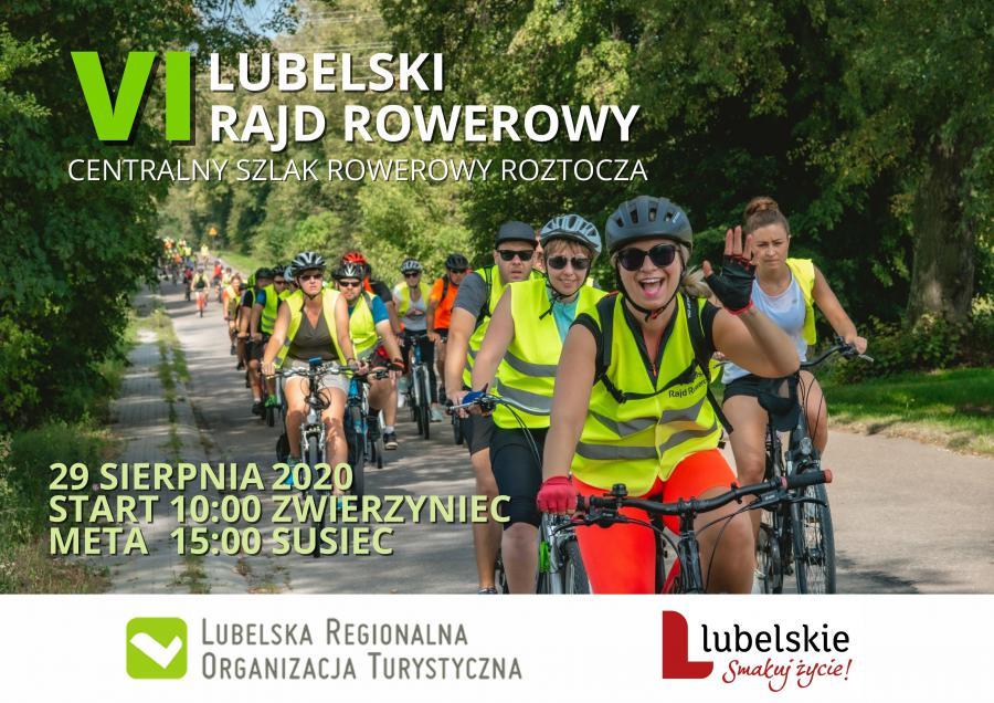 rajd VI Lubelski Rajd Rowerowy