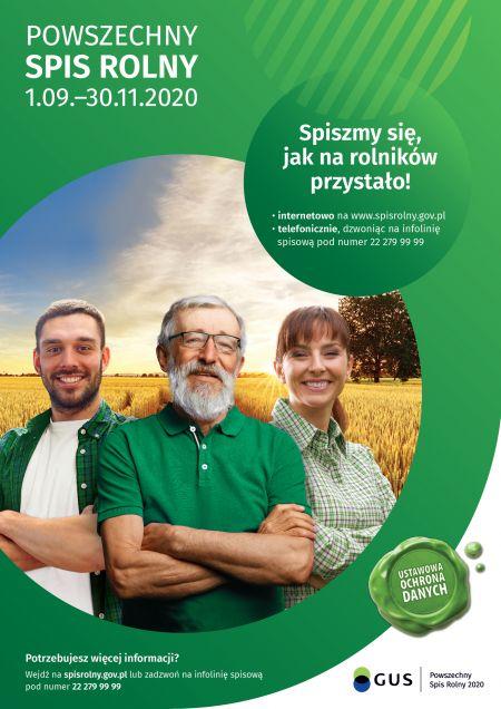 spis Powszechny Spis Rolny 2020