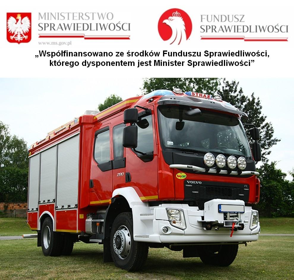 straz Zakup samochodu ratowniczo-gaśniczego dla OSP Tyszowce.