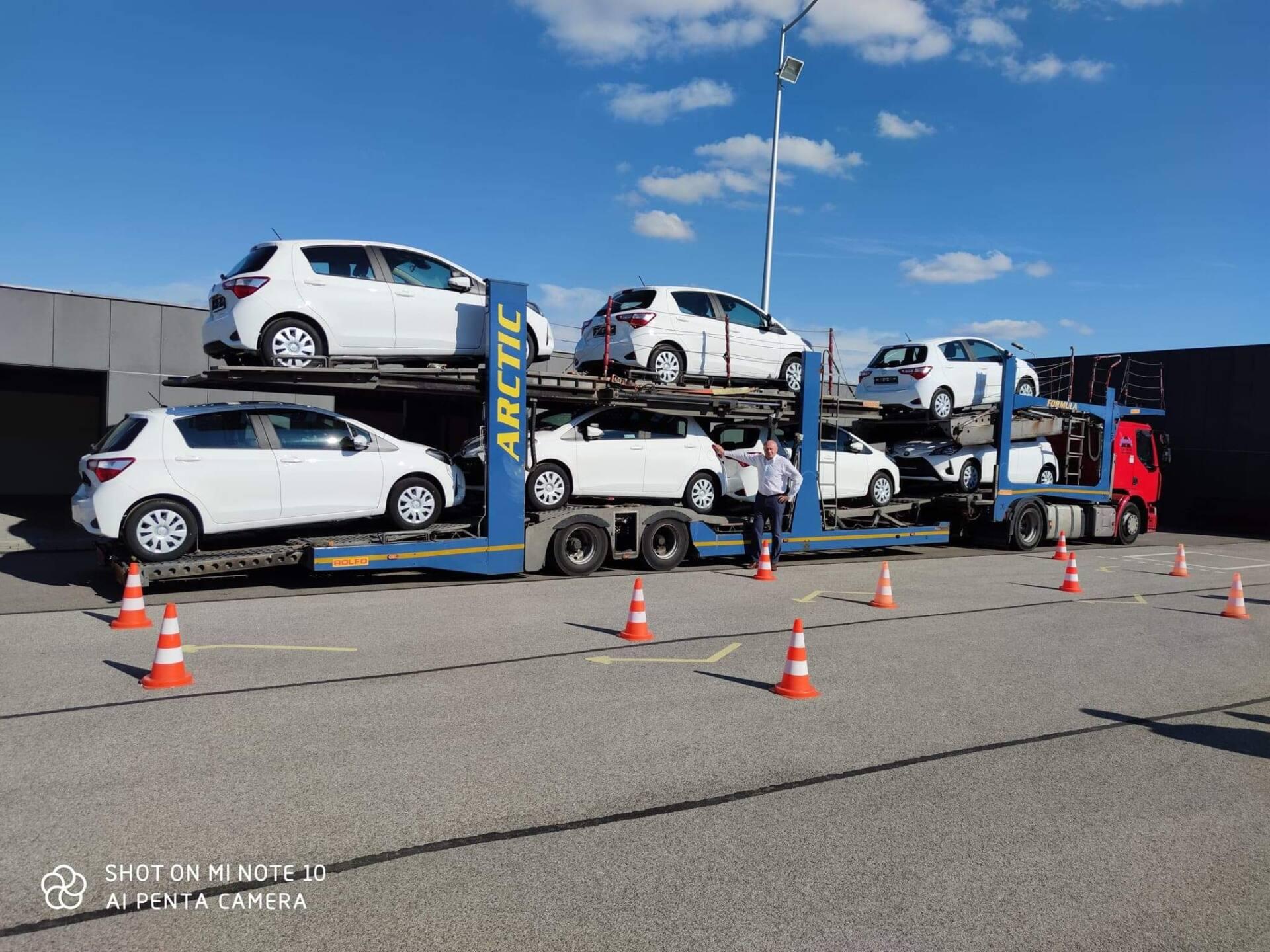 118766698 3195986483853601 5761799417728101628 o Toyoty zamiast Suzuki. Zamojski WORD wymienia samochody egzaminacyjne