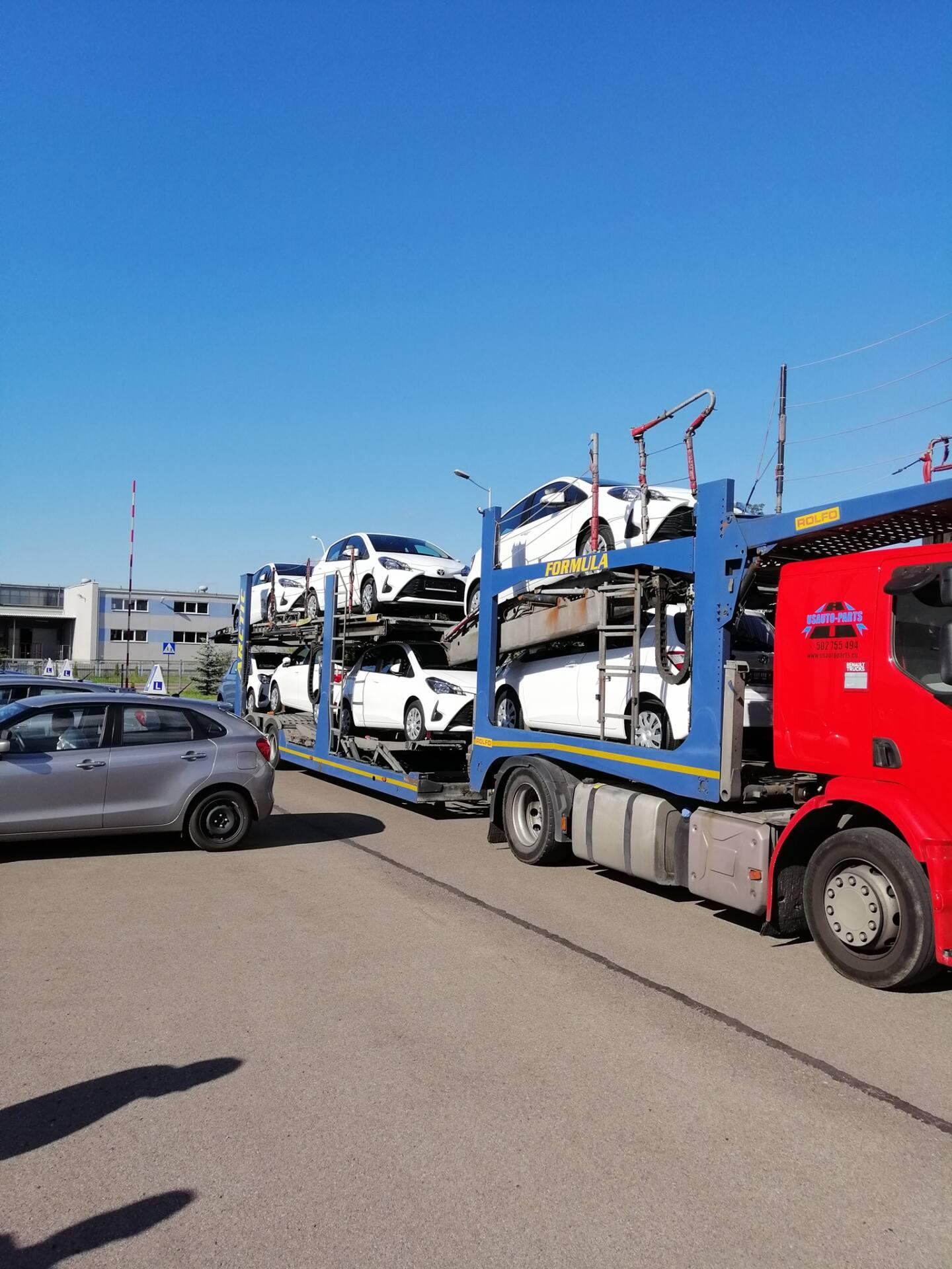 118790738 3195987593853490 7798654588316307320 o Toyoty zamiast Suzuki. Zamojski WORD wymienia samochody egzaminacyjne