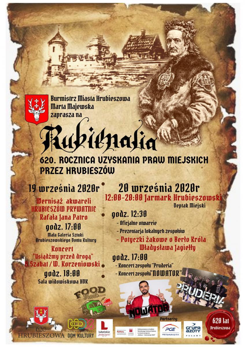 119174010 2194105827400921 7877797942842860016 o Hrubieszów będzie świętował. Na