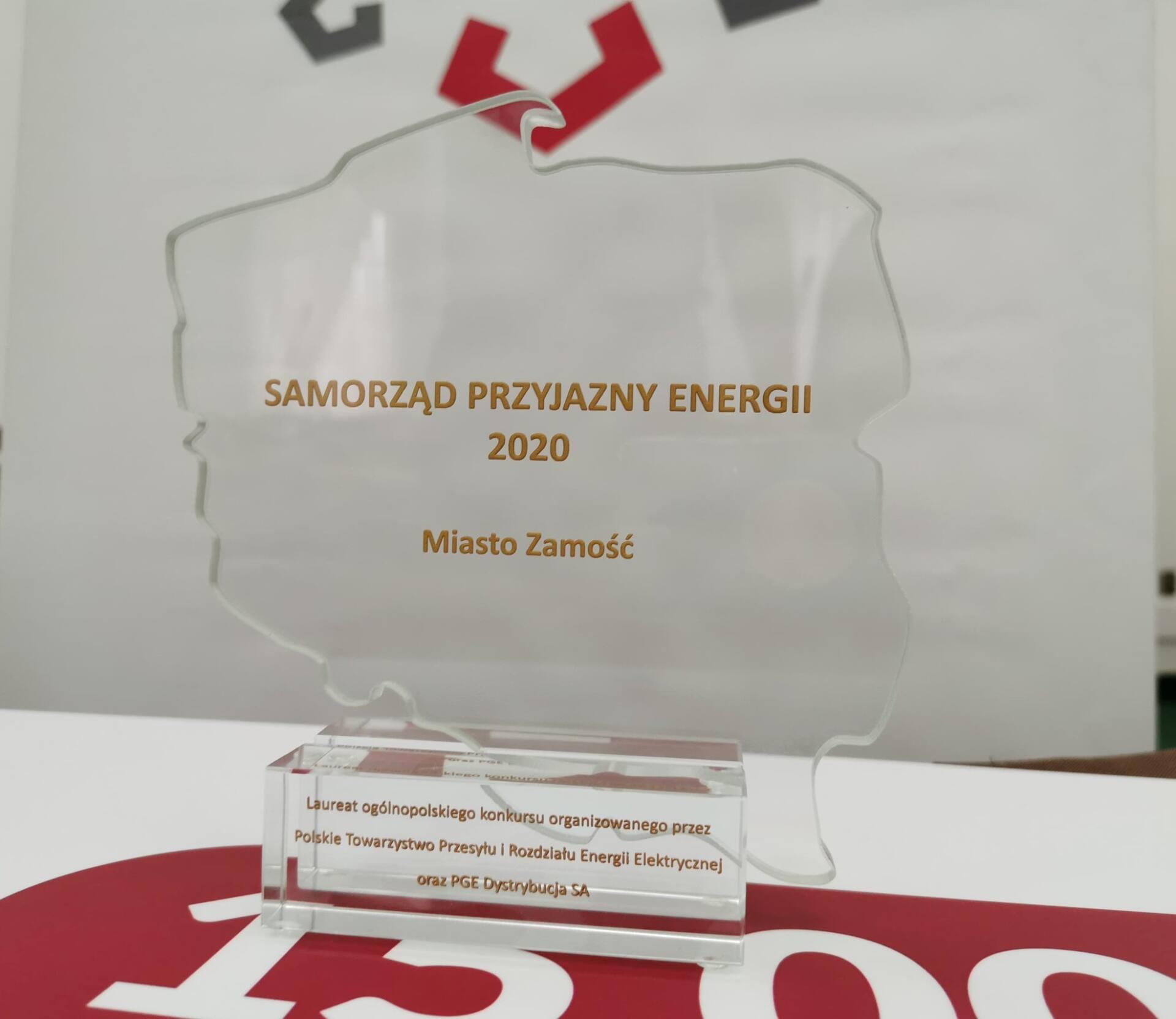119648218 172579397782079 2088192161178786967 o Zamość nagrodzony w konkursie!