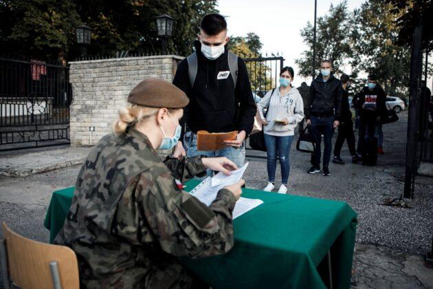 2 lbot wcielenie 12 09 20 1 94nowych ochotników wstąpiło w szeregi Lubelskiej Brygady OT [ZDJĘCIA]