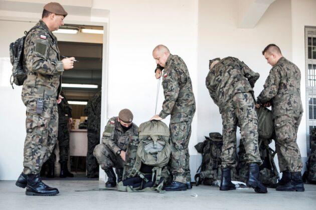 2 lbot wcielenie 12 09 20 4 94nowych ochotników wstąpiło w szeregi Lubelskiej Brygady OT [ZDJĘCIA]