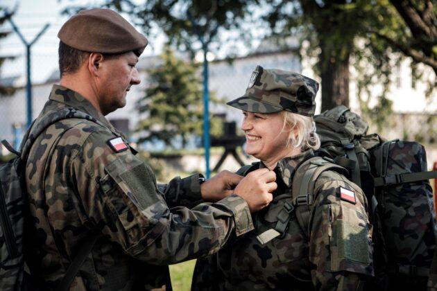 2 lbot wcielenie 12 09 20 6 94nowych ochotników wstąpiło w szeregi Lubelskiej Brygady OT [ZDJĘCIA]