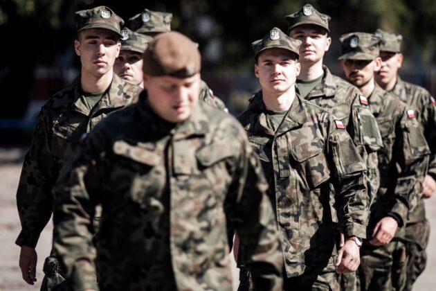 2 lbot wcielenie 12 09 20 7 94nowych ochotników wstąpiło w szeregi Lubelskiej Brygady OT [ZDJĘCIA]