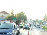 68 174144 m Kolejne zderzenie 3 aut na Lwowskiej