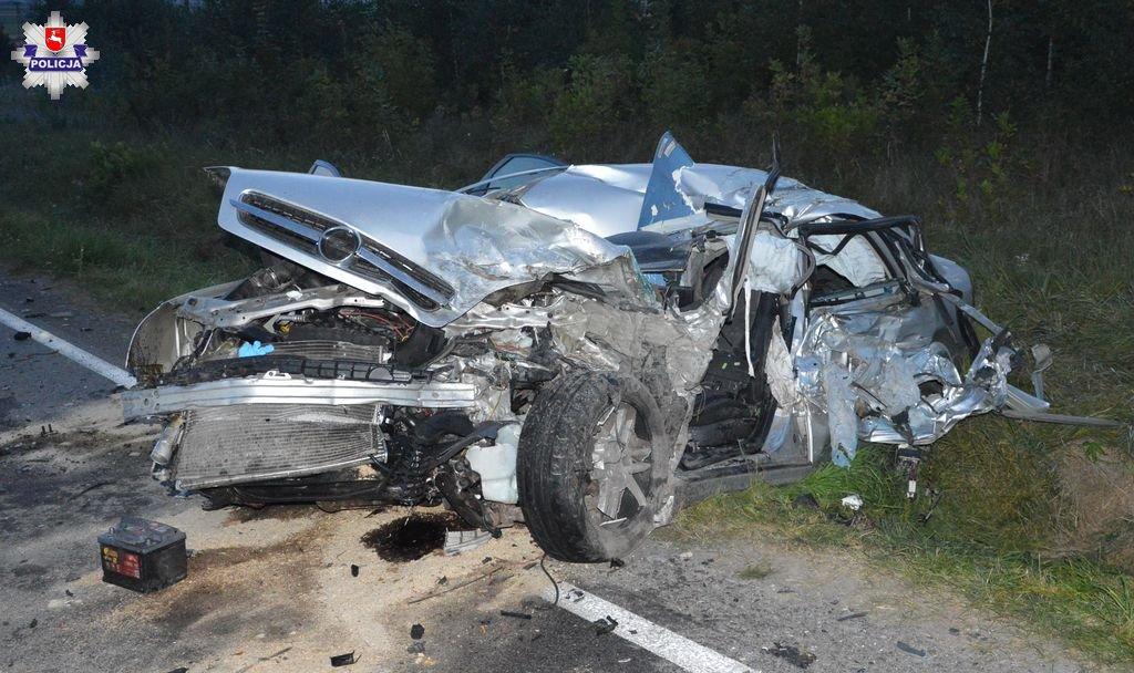 68 174676 Tragiczny wypadek. Zginął mieszkaniec Zamościa.