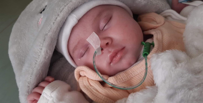 a54a75a749160879514ed8df71012004 Brakuje 16 tys. zł na leczenie maleńkiej Elizki. Pozostało niewiele czasu. UDOSTĘPNIJ