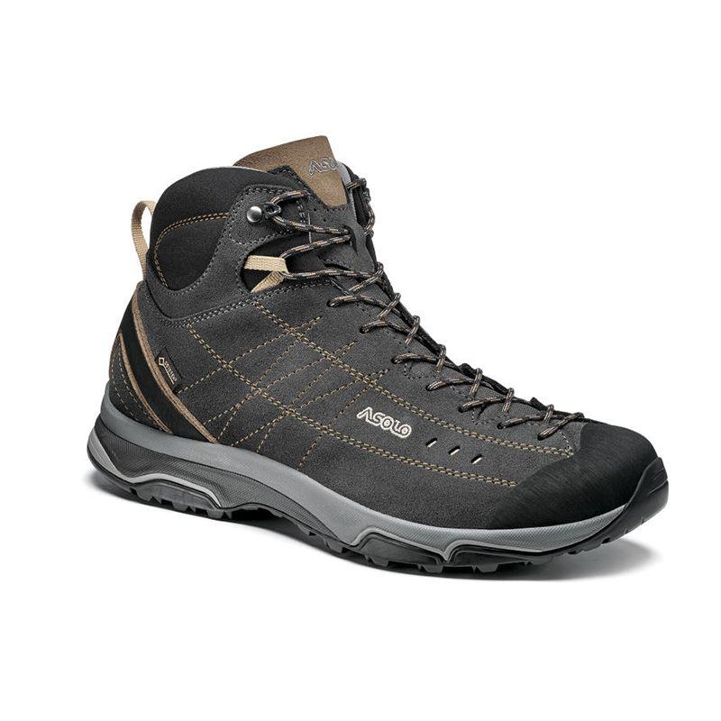 buty asolo nucleon mid gv mm graphitebrown Na co zwrócić uwagę, kupując buty trekkingowe na jesienne górskie wyprawy?