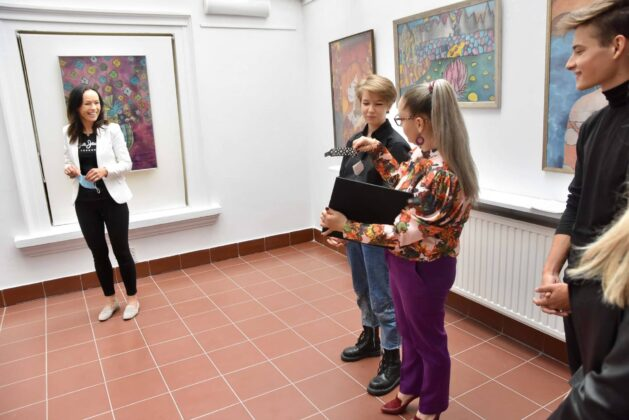 dsc 2432 Otwarcie wystawy pt.
