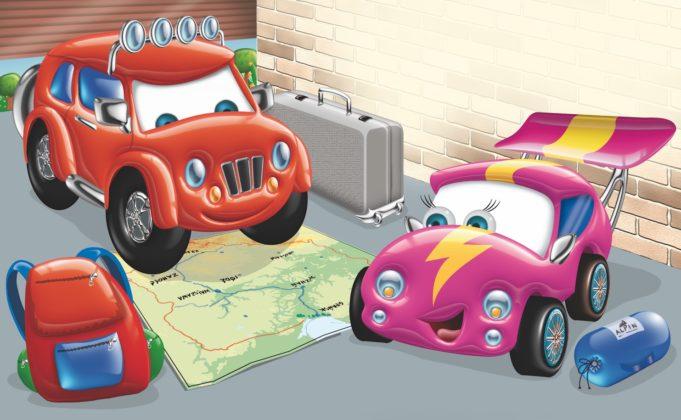 franek z zamosciem 1 Dotrzeć do wyobraźni dziecka – o ilustracji Wojciecha Górskiego