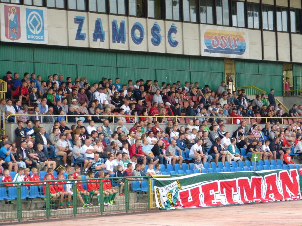 hetman Sprzedaż biletów również w dniu meczu