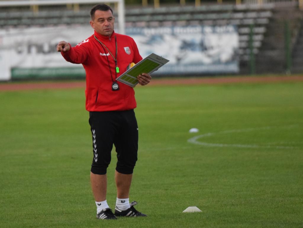 hetman Nowy trener K.S. Hetman Jarosław Czarniecki