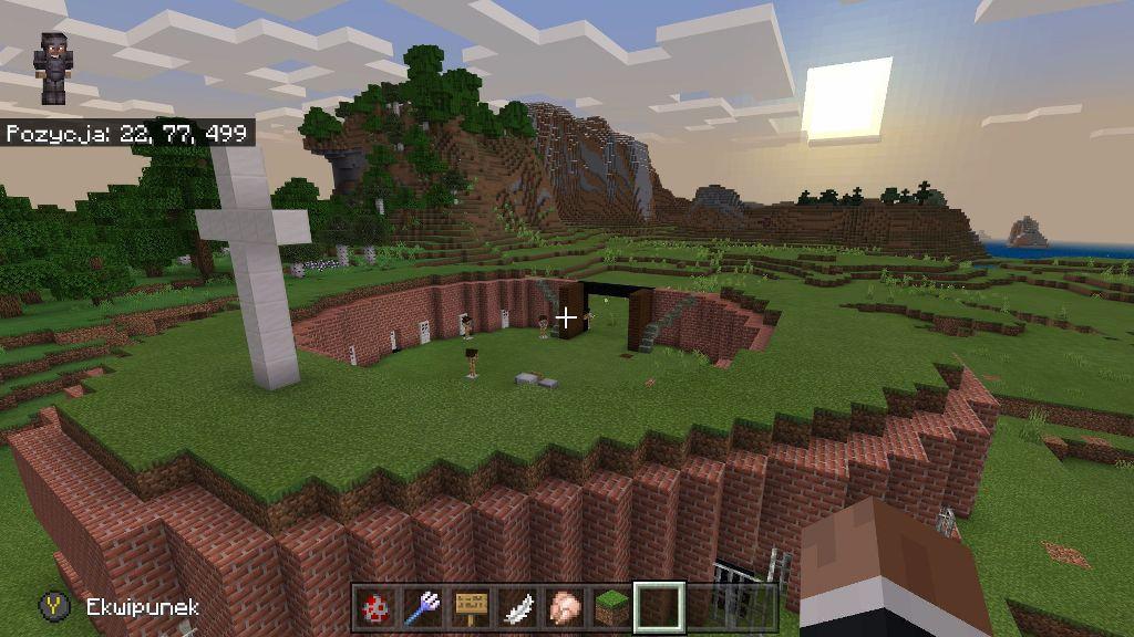 maksymilian kaminski W Minecraft budowali Zamość. Poznaj zwycięzców! (filmy i zdjęcia)