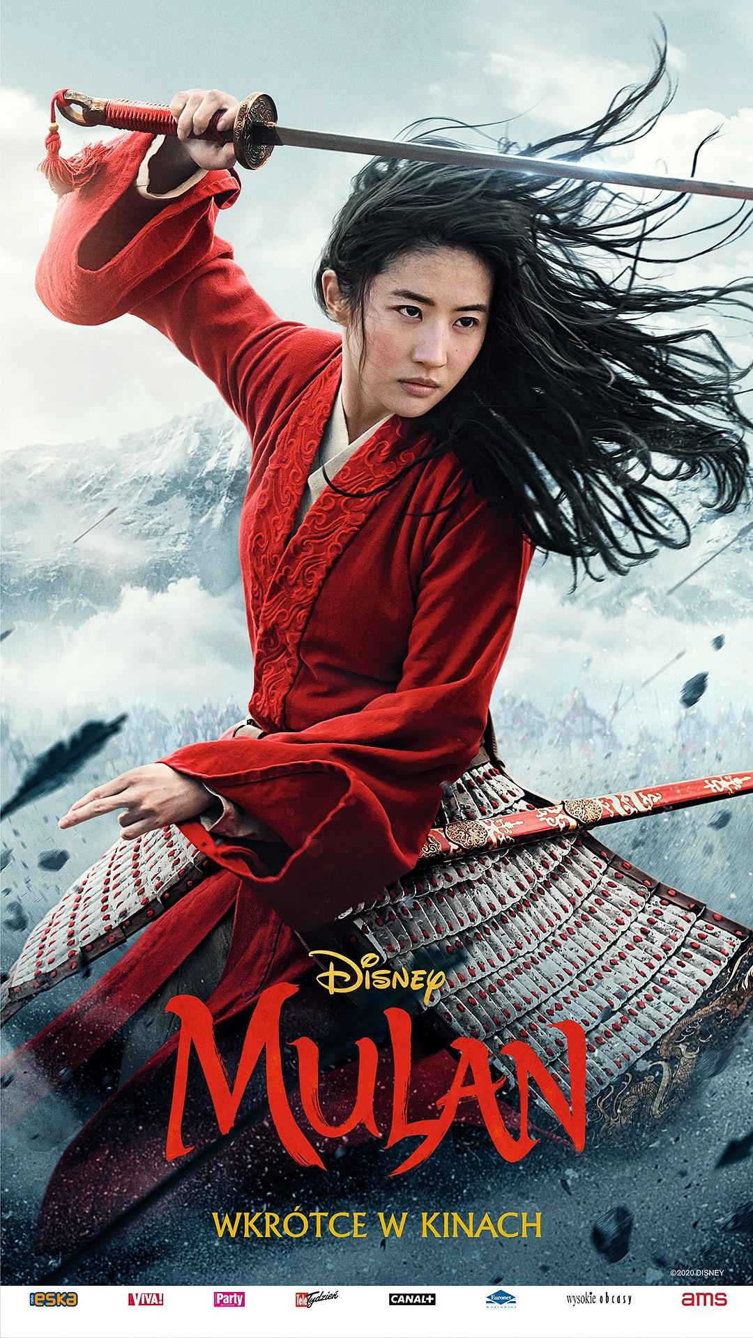 """Nowa aktorska wersja filmu """"Mulan"""" już od 11 września"""