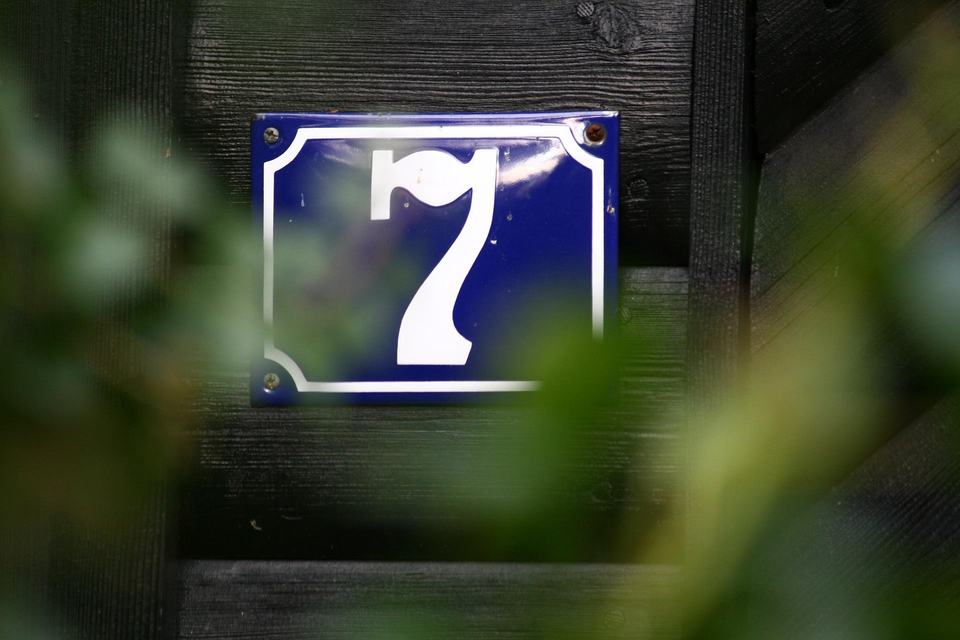 numer domu Kontrole dotyczące prawidłowego oznaczenia posesji