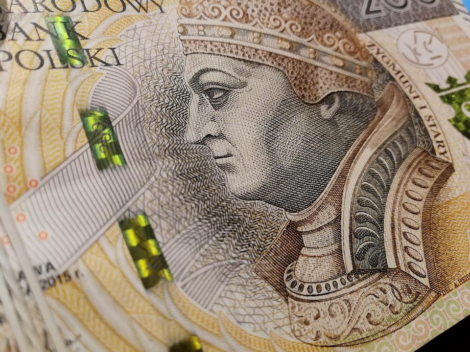 paper 3118336 960 720 Plik banknotów leżał przy Stokrotce. Znalazca zaniósł je na policję