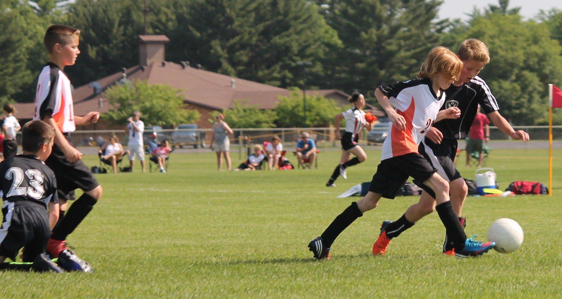 pilka Nabór do Akademii Piłkarskiej Sparty dla chłopców i dziewczynek