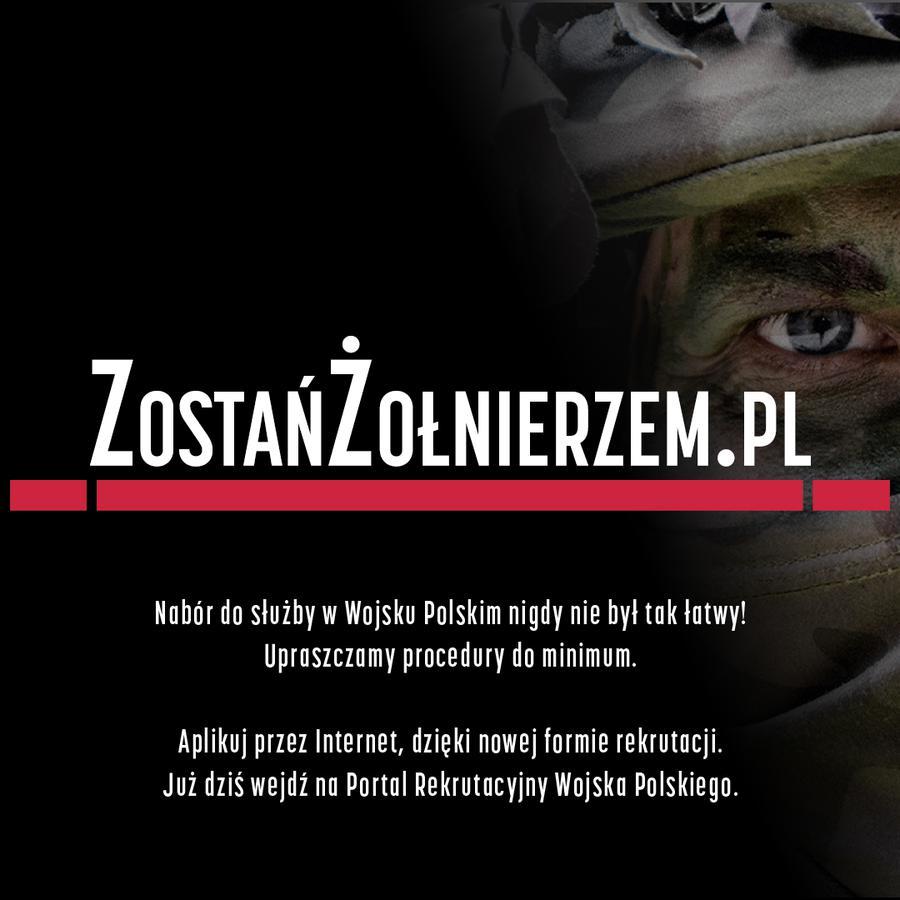 wojsko Aplikowanie do Wojska Polskiego przez Internet