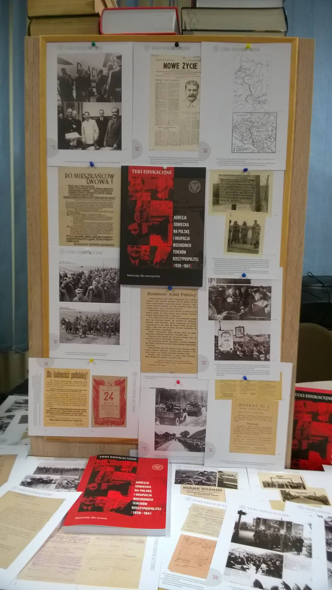 wp 20200910 009 W Bursie Międzyszkolnej Nr 2 uczczono pamięć ofiar sowieckiej agresji na Polskę