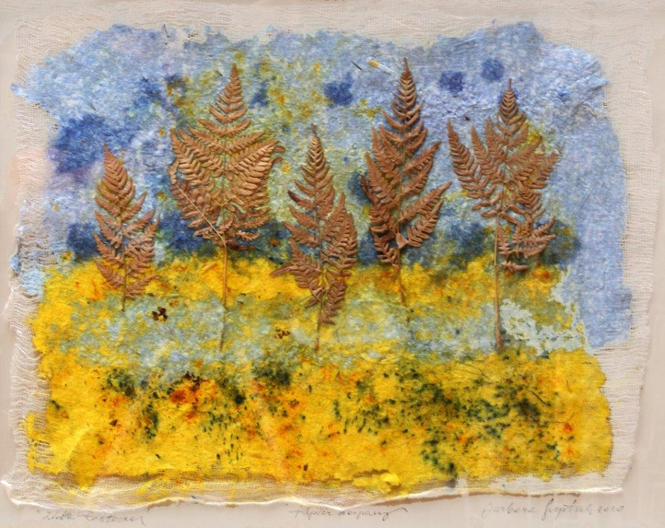wystawa3 Otwarcie wystawy zamojskiej artystki Barbary Szeptuch.
