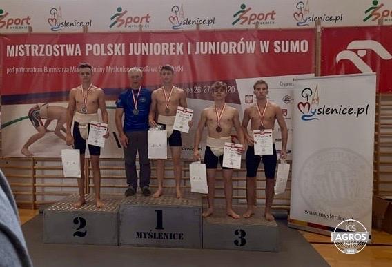 120577056 3507317342679347 7885634716090263295 n Medale sumitów KS Agros Zamość